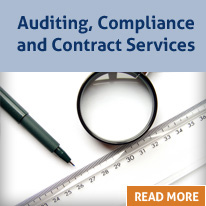 Auditing, Compliance and Contract Services